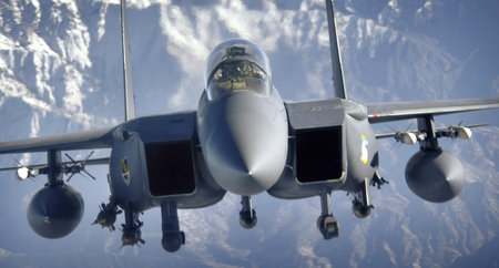 Oct. 8 airpower summary: F-15Es deter enemy activities